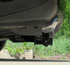 Curt 350 lbs TW Trailer Hitch - C13093 on 2012 Dodge Charger