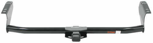 curt trailer hitch 5000 lbs wd gtw 500 tw receiver - custom fit class iii 2 inch