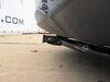 "Curt Trailer Hitch Receiver - Custom Fit - Class III - 2"" 4000 lbs WD GTW C13115 on 2016 Kia Sedona"