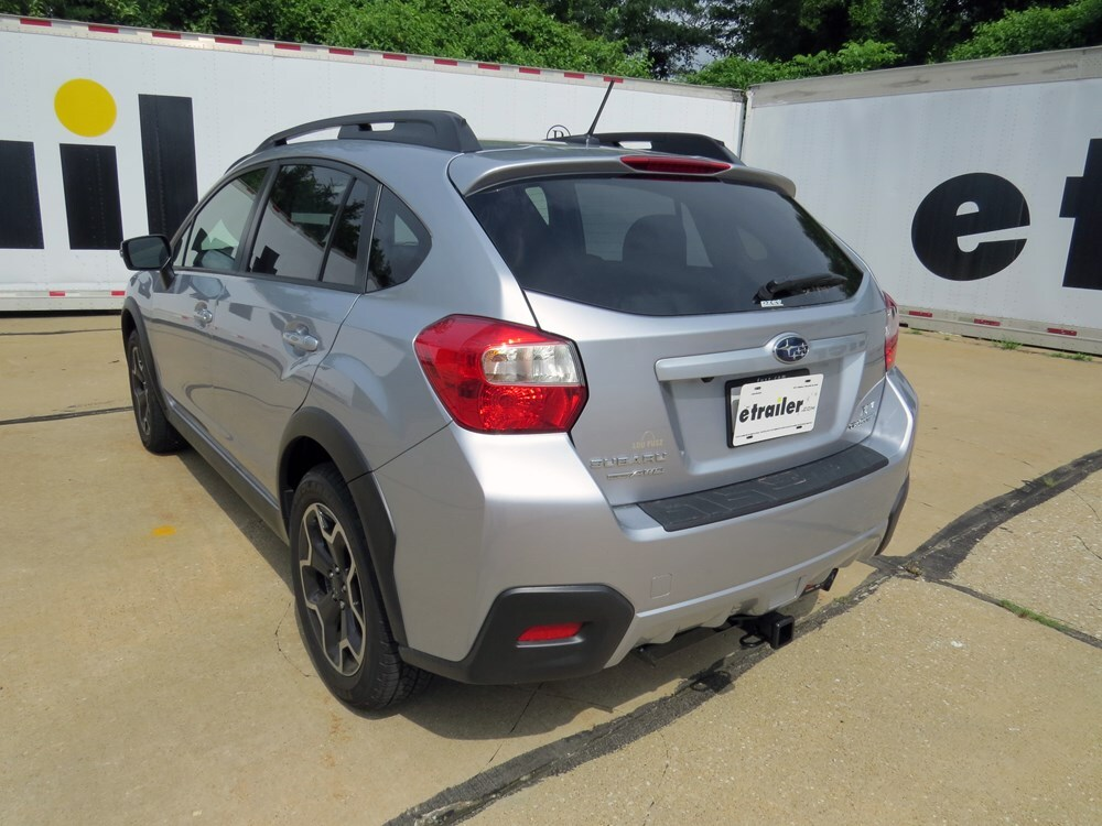 2015 subaru xv crosstrek trailer hitch curt. Black Bedroom Furniture Sets. Home Design Ideas