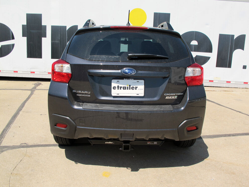 2016 Subaru Crosstrek Curt Trailer Hitch Receiver Custom Fit Cl Iii 2