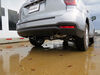 C13144 - 525 lbs TW Curt Trailer Hitch on 2015 Subaru Forester