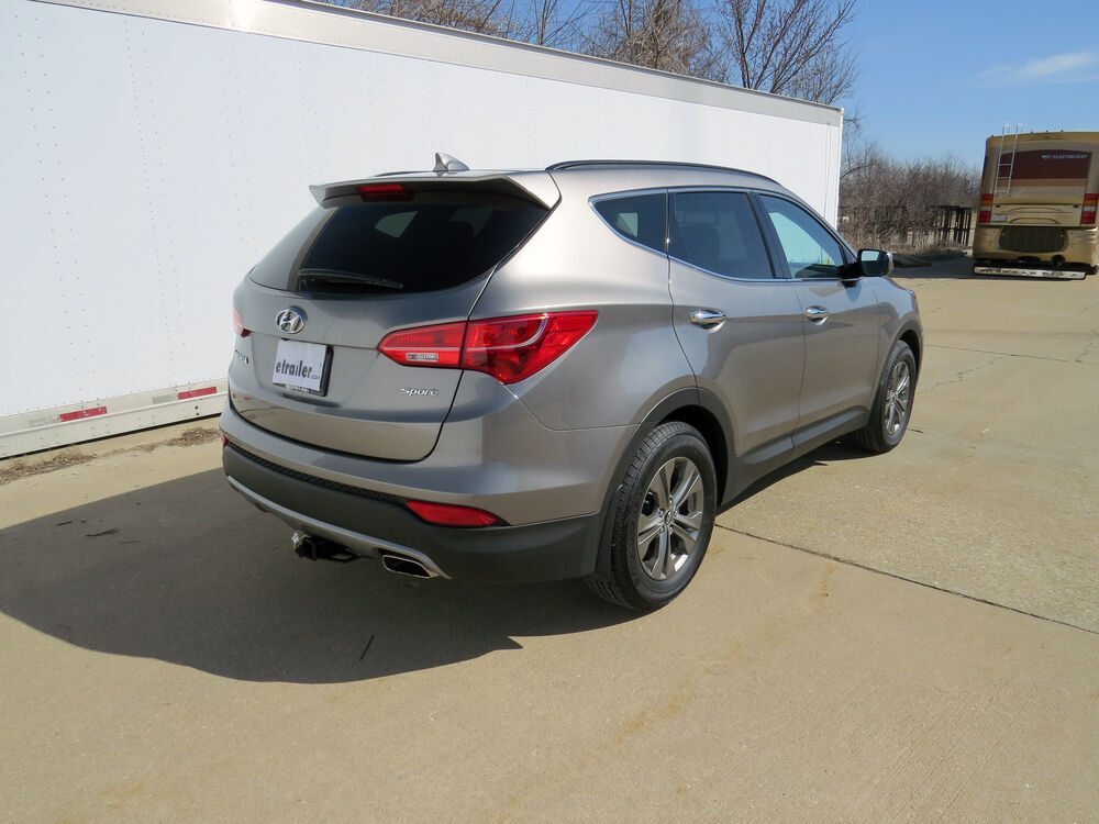 2014 Hyundai Santa Fe Trailer Hitch