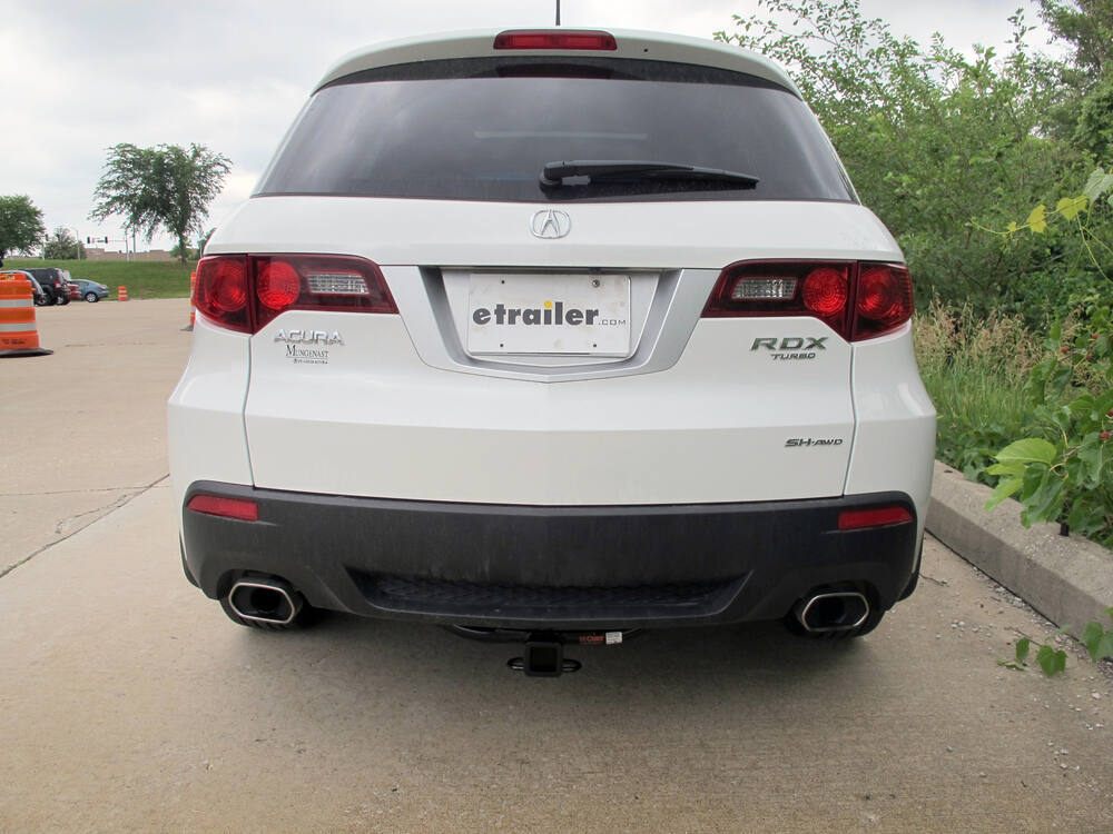 2012 acura rdx trailer hitch curt. Black Bedroom Furniture Sets. Home Design Ideas