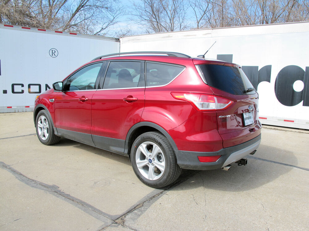 2016 ford escape trailer hitch curt. Black Bedroom Furniture Sets. Home Design Ideas