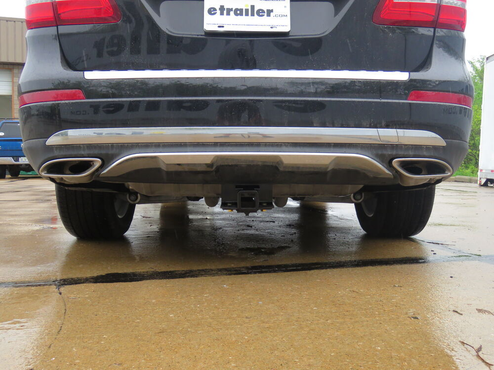 2015 Mercedes-Benz GL-Class Trailer Hitch - Curt