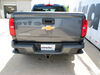C13203 - 900 lbs WD TW Curt Custom Fit Hitch on 2016 Chevrolet Colorado