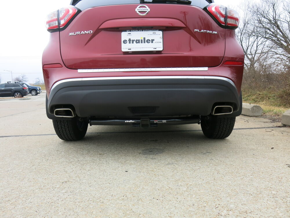 2017 Nissan Murano Trailer Hitch Curt