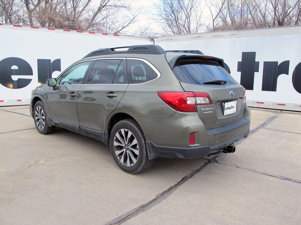 2015 subaru outback wagon trailer hitch curt. Black Bedroom Furniture Sets. Home Design Ideas