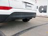 C13240 - 2 Inch Hitch Curt Custom Fit Hitch on 2016 Hyundai Tucson