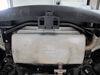 Curt Concealed Cross Tube Trailer Hitch - C13240 on 2016 Hyundai Tucson