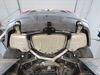 C13380 - 5000 lbs GTW Curt Custom Fit Hitch on 2020 Chevrolet Traverse
