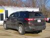C13380 - 7500 lbs WD GTW Curt Custom Fit Hitch on 2020 Chevrolet Traverse