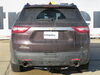 Curt 750 lbs WD TW Trailer Hitch - C13380 on 2020 Chevrolet Traverse