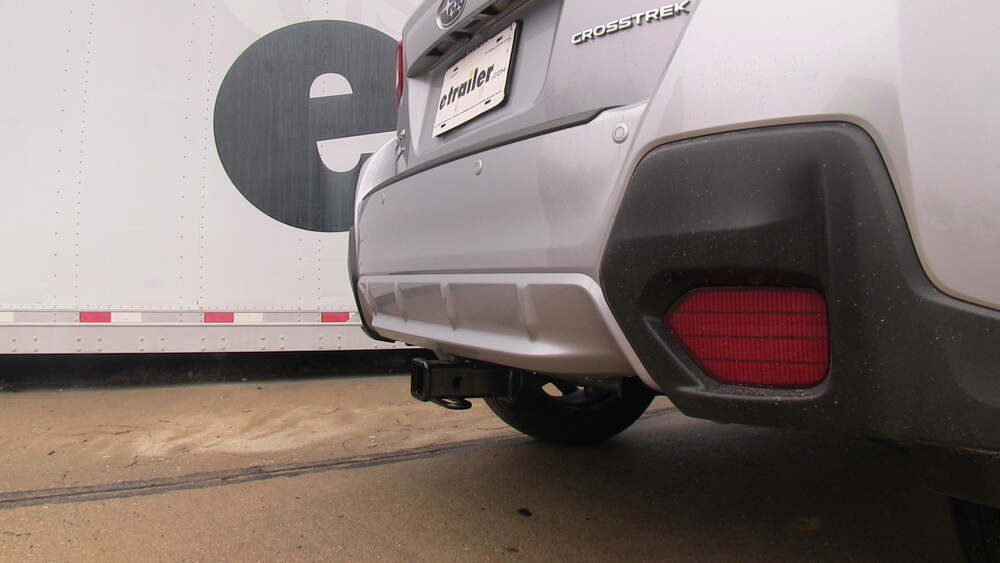 2019 Subaru Crosstrek Trailer Hitch - Curt