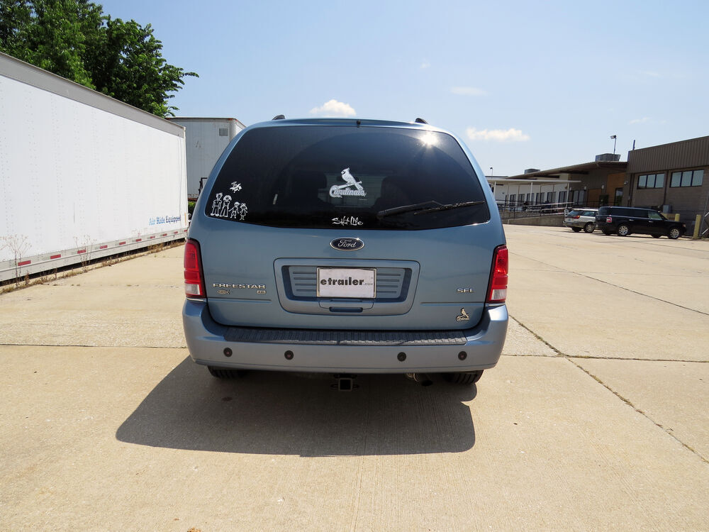 2004 Ford Freestar Trailer Hitch