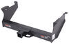 "Curt Trailer Hitch Receiver - Custom Fit - Class V Commercial Duty - 2-1/2"" 20000 lbs WD GTW C15801"