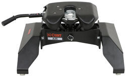 Curt A25 5th Wheel Trailer Hitch for Chevy/GMC Towing Prep Package - Dual Jaw - 25,000 lbs