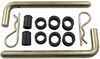 Curt Pins and Clips Accessories and Parts - C16125-SK3
