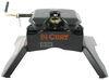 Curt Q20 5th Wheel Trailer Hitch - Dual Jaw - 20,000 lbs 13 - 17 Inch Tall C16130
