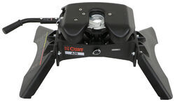 Curt A25 5th Wheel Trailer Hitch - Dual Jaw - 25,000 lbs