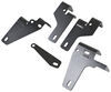 Curt Custom 5th Wheel Bracket Kit for Dodge Ram Brackets C16426