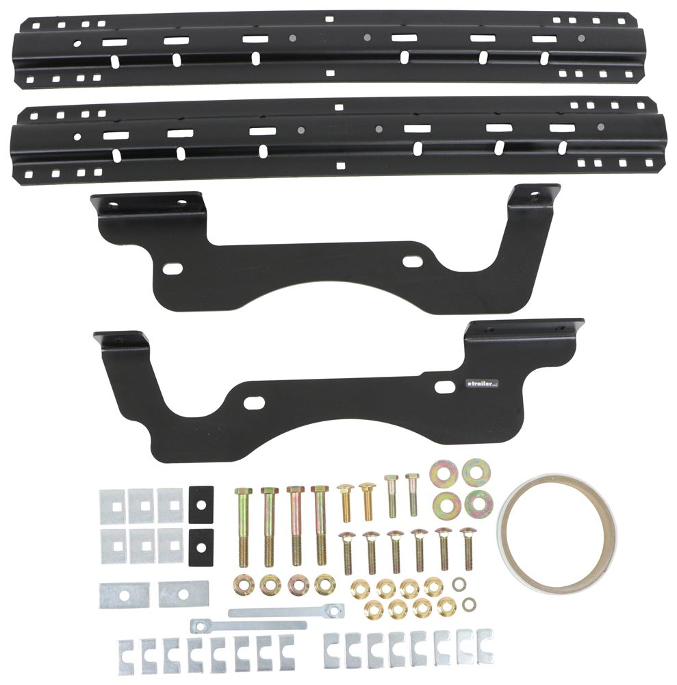 C16428-204 - Below the Bed Curt Fifth Wheel Installation Kit