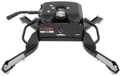 Curt A16 5th Wheel Trailer Hitch for Ram Towing Prep Package - Dual Jaw - 16,000 lbs