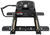 curt fifth wheel sliding 17-1/2 - 21-1/2 inch tall a16 5th trailer hitch w/ r16 slider dual jaw 16 000 lbs