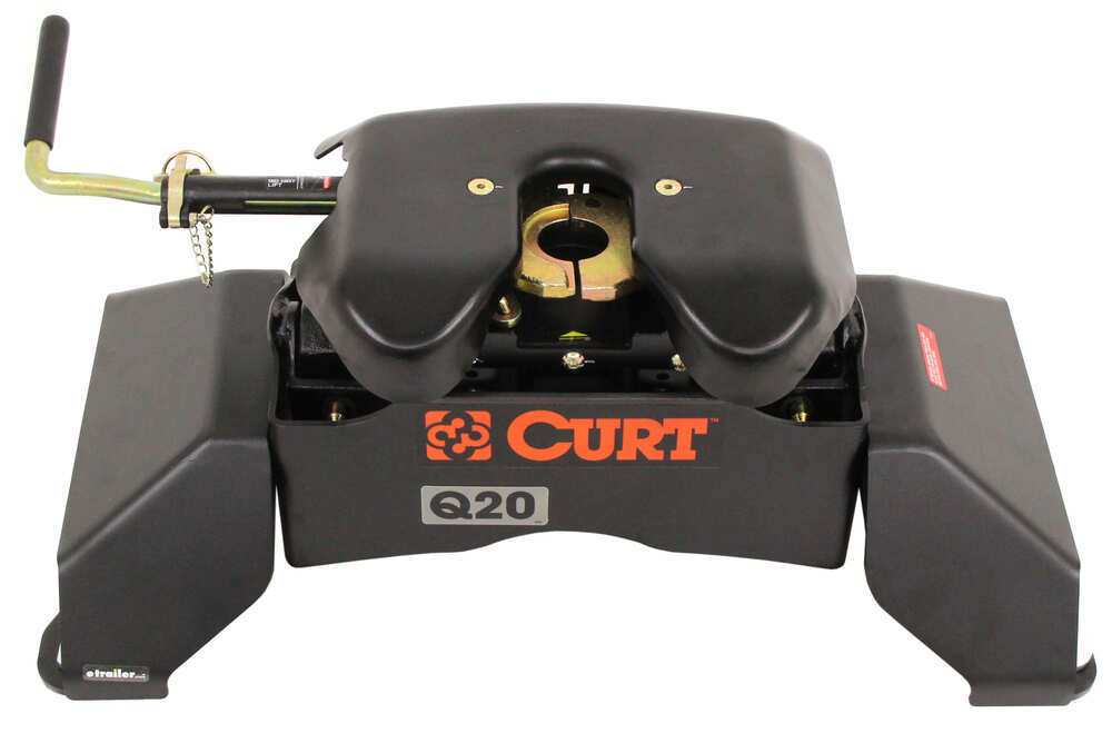Curt Standard - Double Jaw Fifth Wheel - C16530-16017