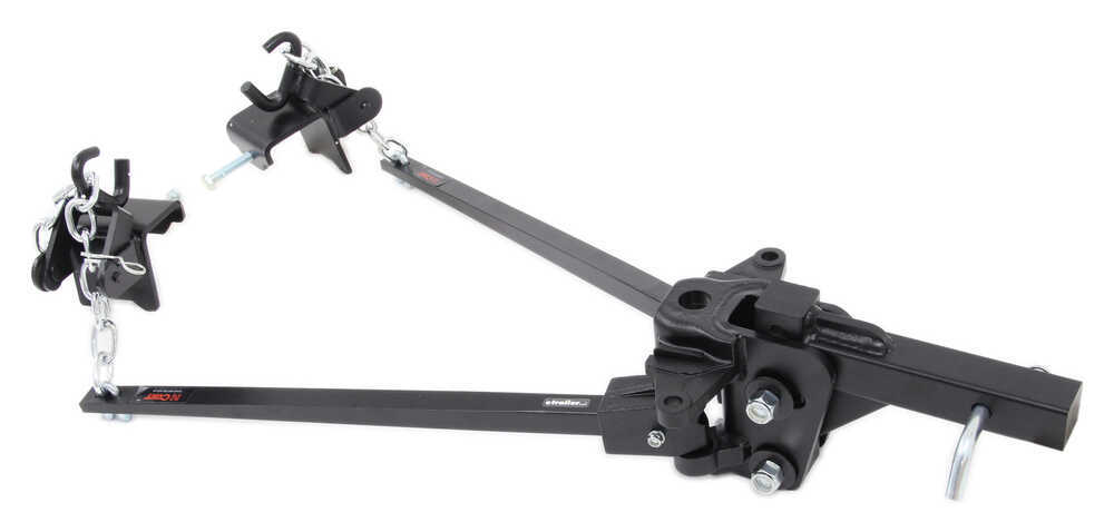C17331 - Fits 2 Inch Hitch Curt Weight Distribution