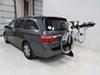 "Curt Premium 4 Bike Rack for 2"" Hitches - Tilting 4 Bikes C18064 on 2012 Honda Odyssey"