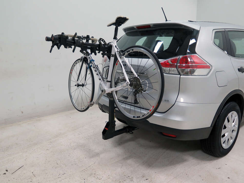 2017 Nissan Rogue Curt Premium 4 Bike Rack For 2 Quot Hitches