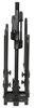 curt hitch bike racks platform rack 2 bikes - 1-1/4 inch and hitches frame mount tilting