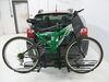 "Curt 2 Bike Platform Rack - 1-1/4"" and 2"" Hitches - Frame Mount - Tilting 2 Bikes C18085"