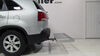 C18100 - 60 Inch Long Curt Hitch Cargo Carrier on 2013 Kia Sorento