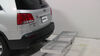 Curt Folding Carrier Hitch Cargo Carrier - C18100 on 2013 Kia Sorento