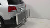 C18100 - Aluminum Curt Hitch Cargo Carrier on 2013 Kia Sorento