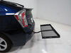 "19x47 Curt Cargo Carrier for 1-1/4"" and 2"" Hitches - Steel - 300 lbs 20 Inch Wide C18110 on 2012 Toyota Prius"