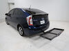 "19x47 Curt Cargo Carrier for 1-1/4"" and 2"" Hitches - Steel - 300 lbs Steel C18110 on 2012 Toyota Prius"