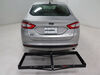 Curt Hitch Cargo Carrier - C18110 on 2016 Ford Fusion