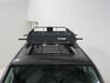 C18115-117 - Black Curt Roof Basket on 2012 Toyota 4Runner