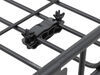 Roof Basket C18115-117 - Square Bars,Round Bars,Factory Bars,Aero Bars,Elliptical Bars,Rhino Rack HD Bars - Curt