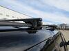 Roof Rack C18118 - Aero Bars - Curt