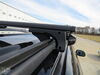 "Curt Roof Rack for Raised Side Rails - Aluminum - Black - 53-3/8"" Long Locks Included C18118"