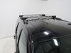 "Curt Roof Rack for Raised Side Rails - Aluminum - Black - 53-3/8"" Long Black C18118"