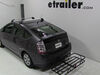 "17x46 Curt Cargo Carrier for 1-1/4"" and 2"" Hitches - Steel - 500 lbs Heavy Duty C18145 on 2007 Toyota Prius"