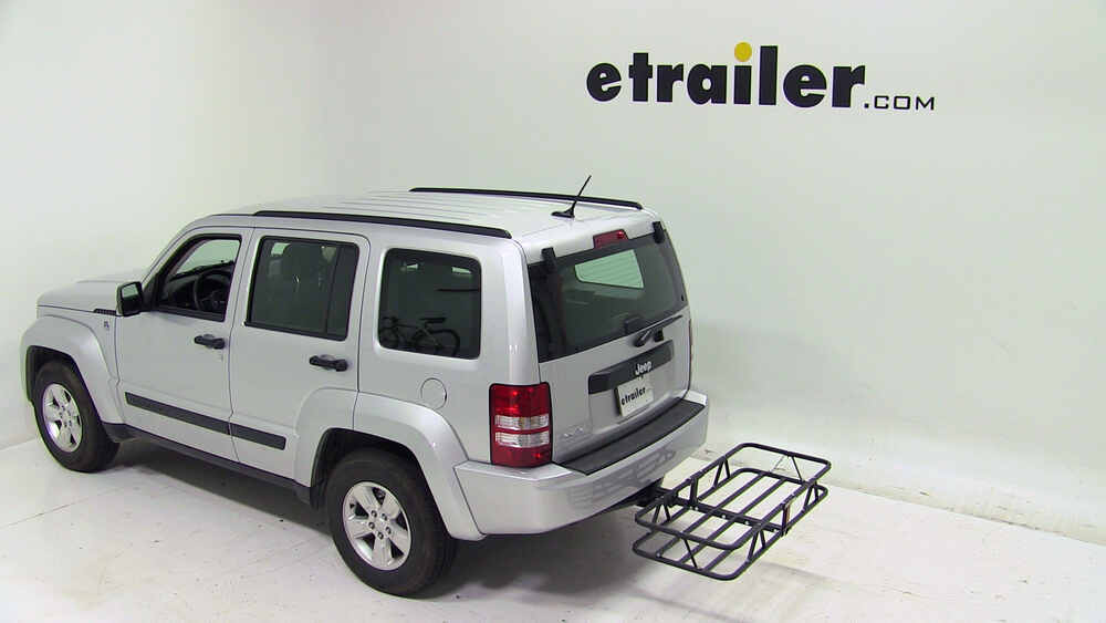 2011 jeep liberty 17x46 curt cargo carrier for 1 1 4 and. Black Bedroom Furniture Sets. Home Design Ideas