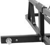 Hitch Cargo Carrier C18145 - Steel - Curt