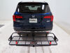 "20 x 59 Curt Cargo Carrier for 2"" Hitches - Steel - 500 lbs Class III,Class IV C18150 on 2016 Honda Pilot"